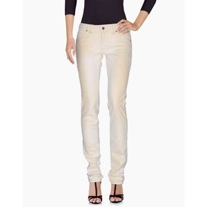 JOHN GALLIANO Faded Skinny Boyfriend Jeans